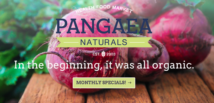 Pangaea Naturals Health Food Market