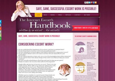 The Internet Escorts Handbook