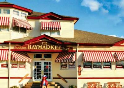 The Haymarket Toy Store